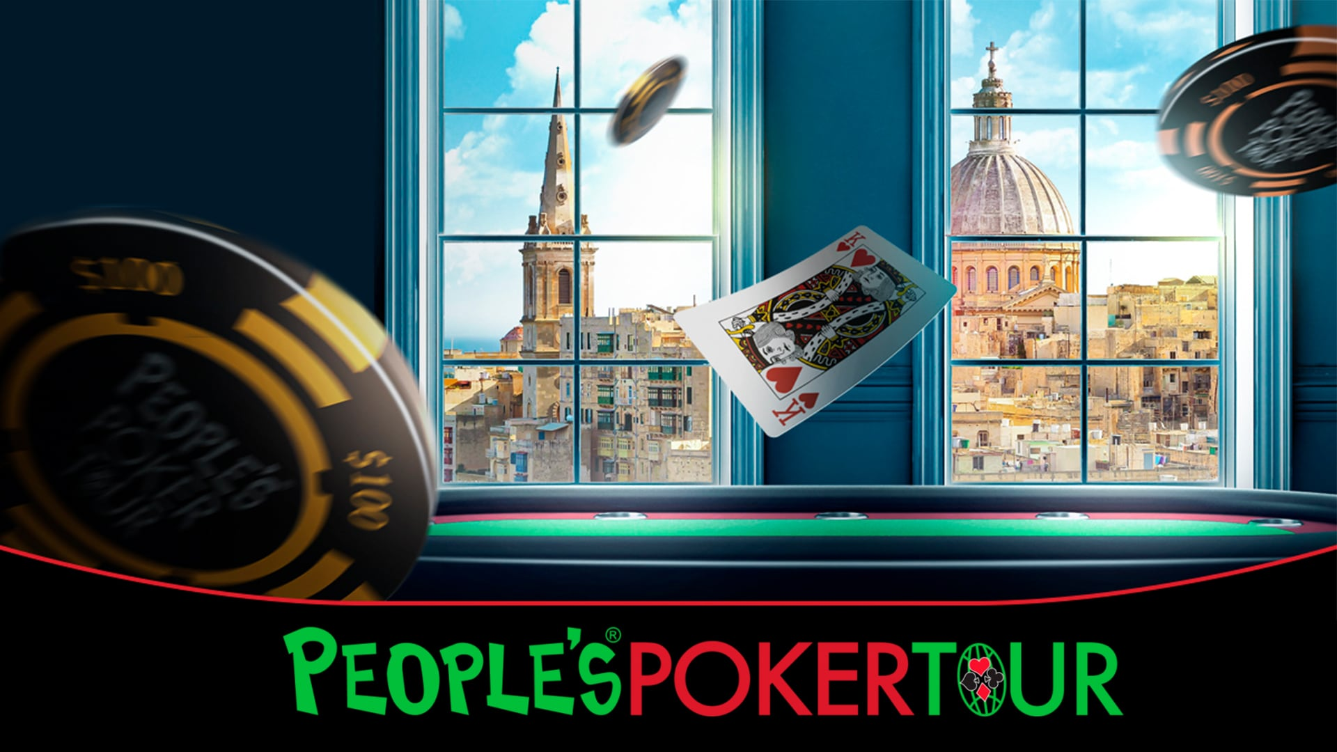 PEOPLE POKER TOUR
